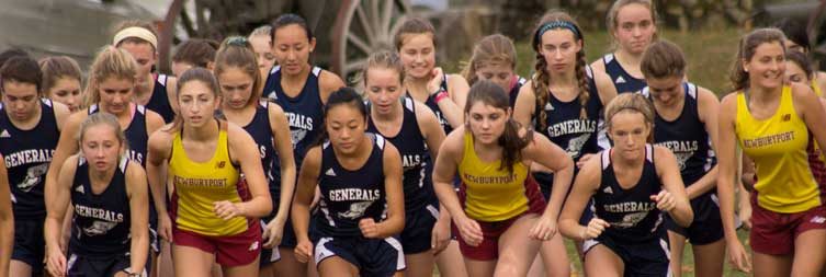 high school cross country team
